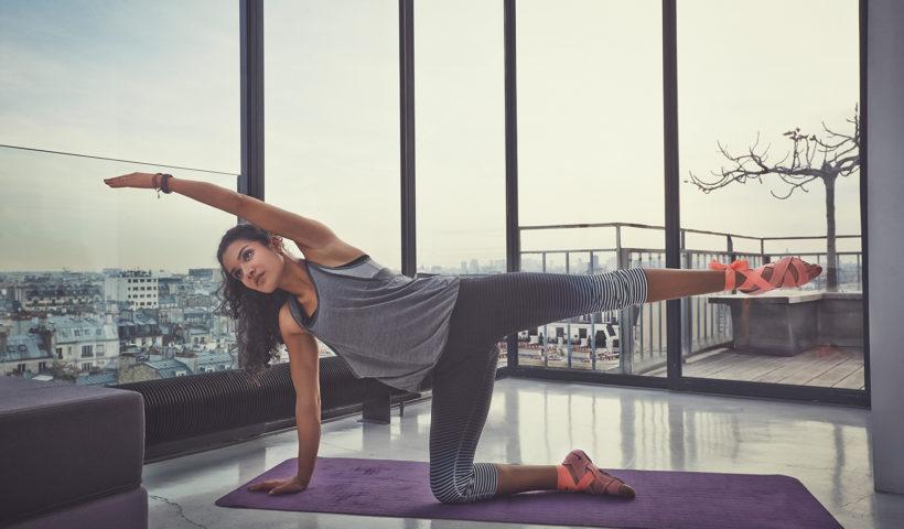 Йога для начинающих. Основные асаны.