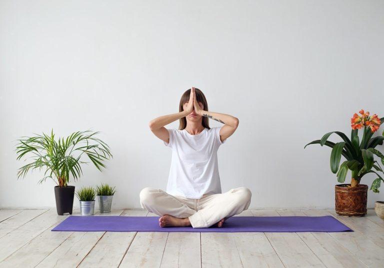 Занятия по йоге ростов